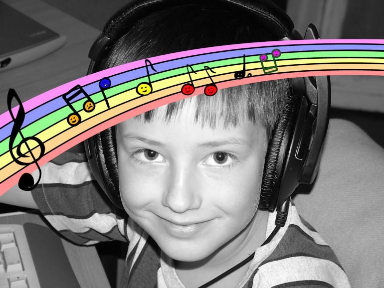 música para niños