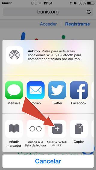 Página inicio: iPhone y iPad - 2