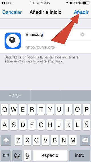 Página inicio: iPhone y iPad - 3